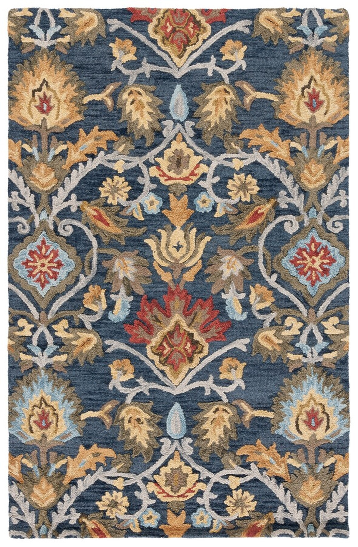 Rug Blm402a Blossom Area Rugs By Safavieh