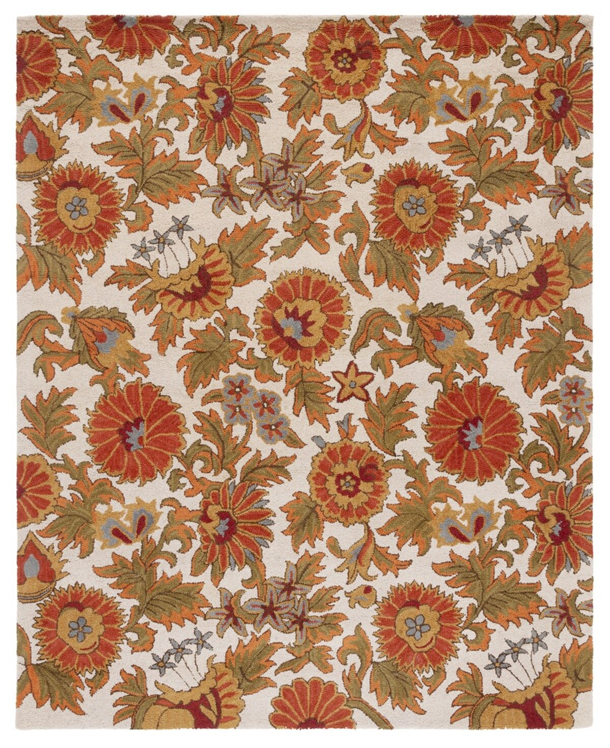 Rug Blm912c Blossom Area Rugs By Safavieh