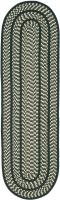 BRD401B - Braided 2ft-3in X 8ft