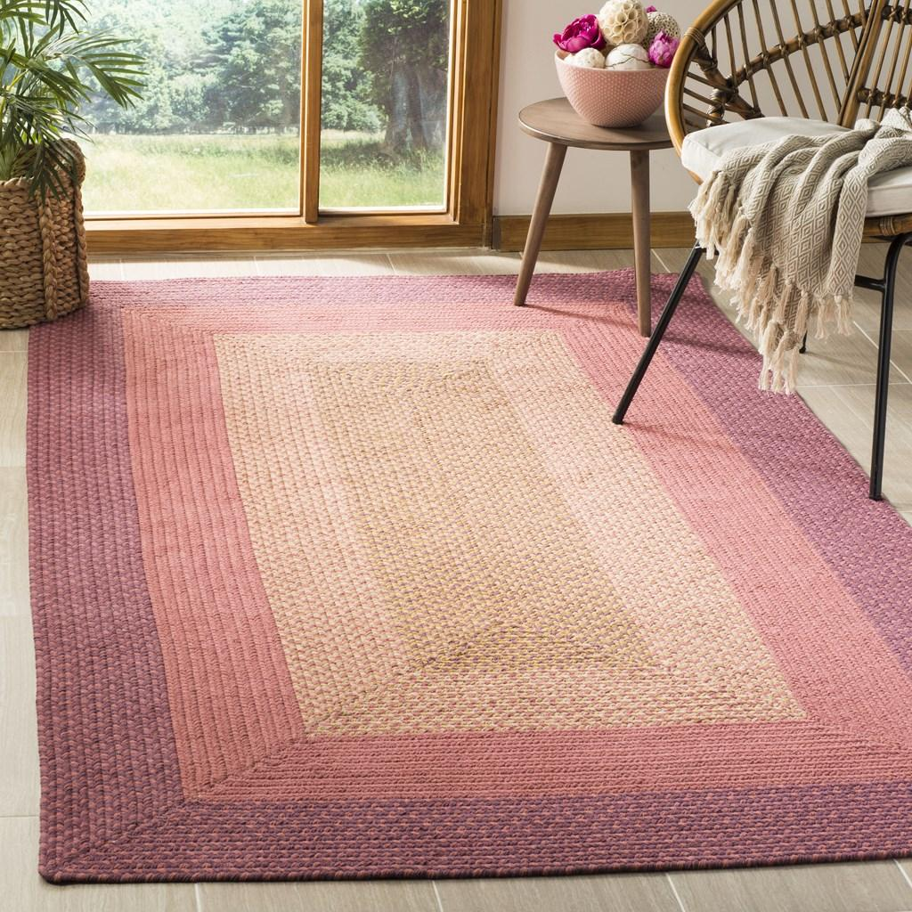 Rug Brd165a Braided Area Rugs By Safavieh