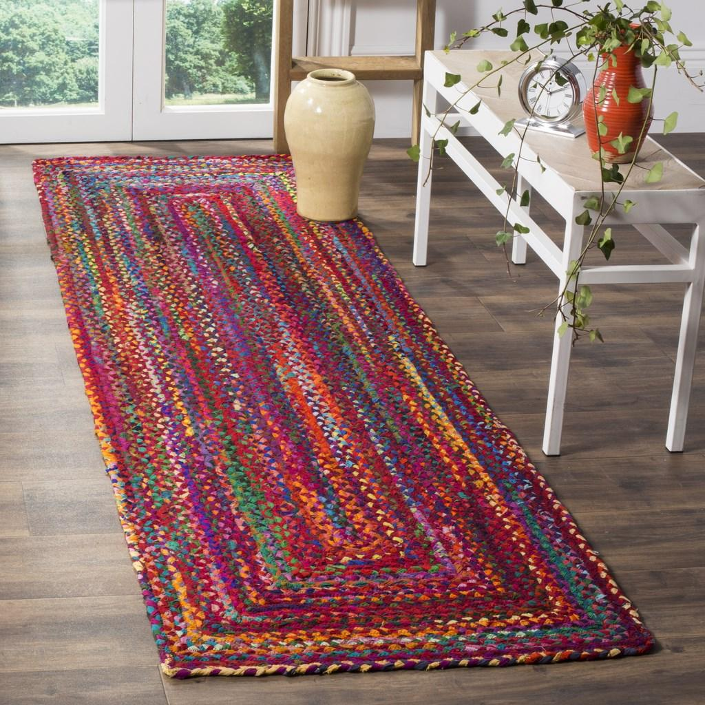 Rug Brd210a Braided Area Rugs By Safavieh