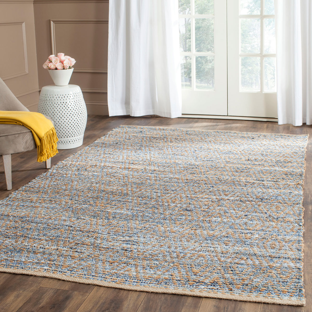 Washable Jute Rugs: Cape Cod Area Rugs By Safavieh