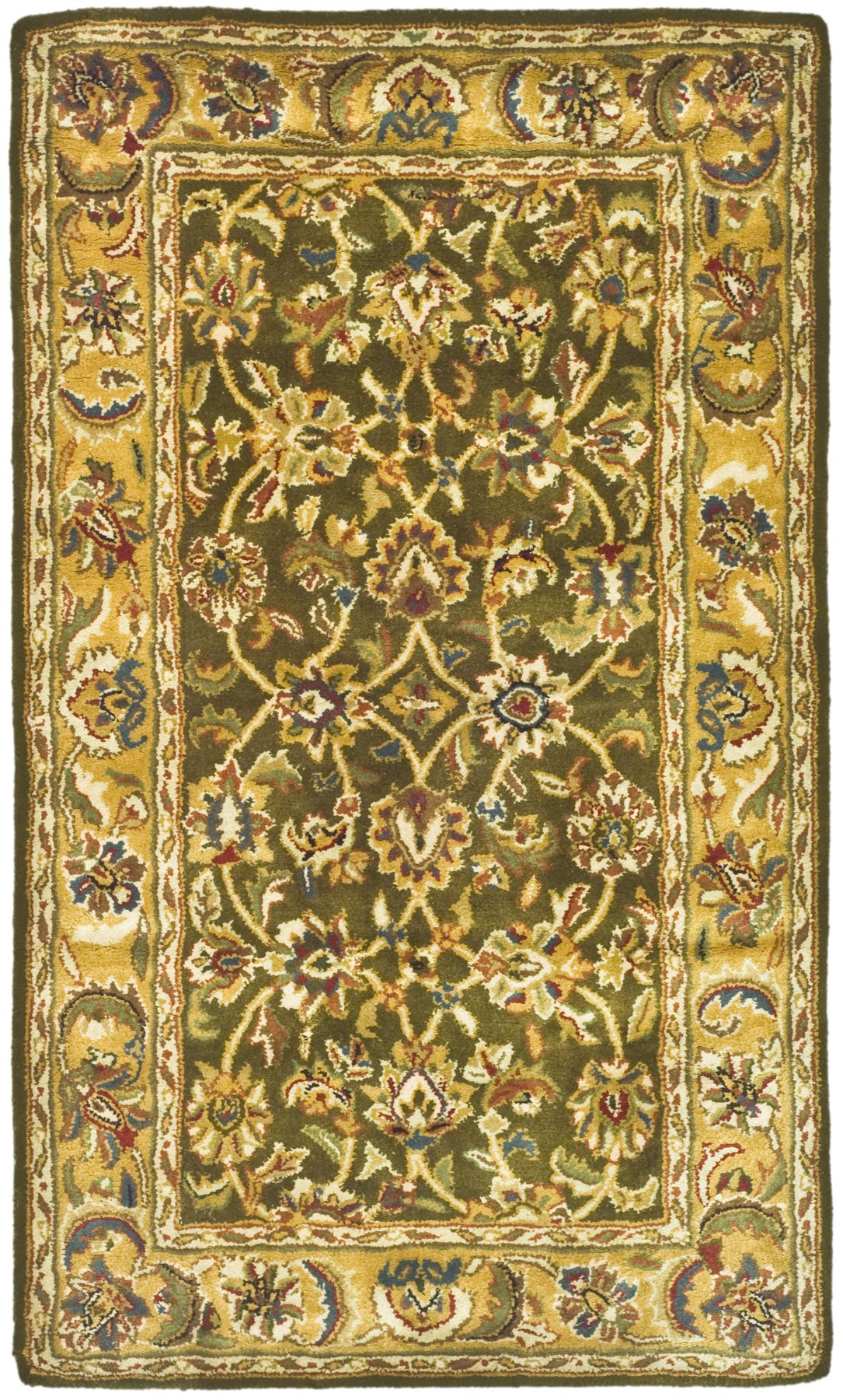 Rug Cl758m Classic Area Rugs By Safavieh