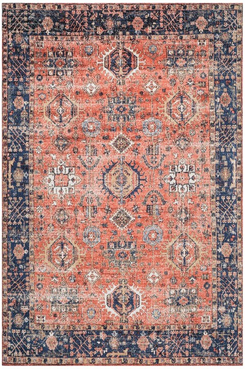 Classic Vintage Distressed Finish Area Rugs Safavieh