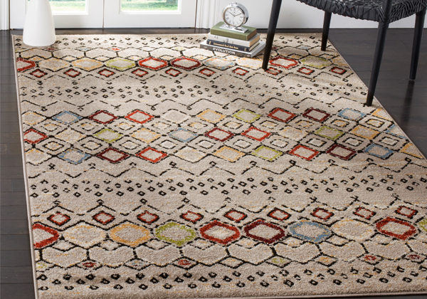 Rustic Rugs Amsterdam Collection