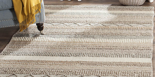 Textured Area Rugs The Natura