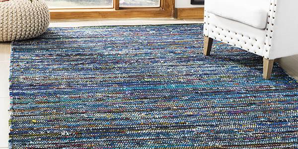 Textile Art Area Rugs Rag Rug