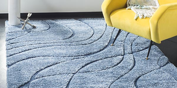 High Low Pile Textured Shag Rugs Florida Shag Collection