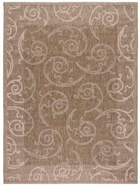 Scrolling Vine Outdoor Carpet Safavieh Com