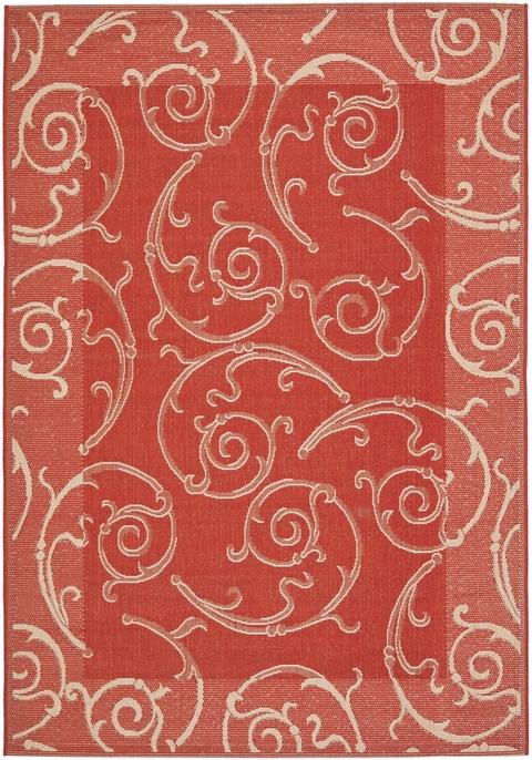 CY2665-3707 Vine Scroll