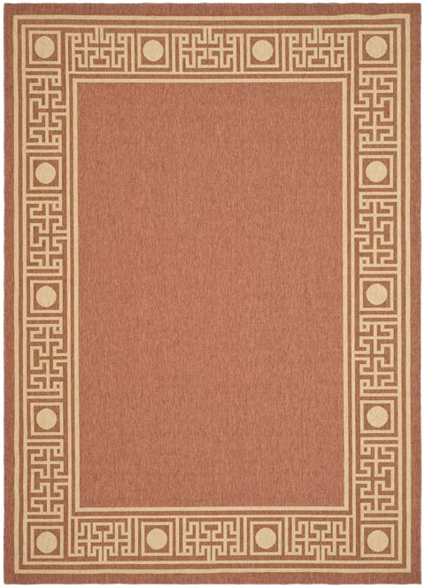 Greek Key Border Carpet Indoor Outdoor Rugs Safavieh