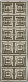 """CY6937-26 - Courtyard 2ft-4"""" X 6ft-7"""""""