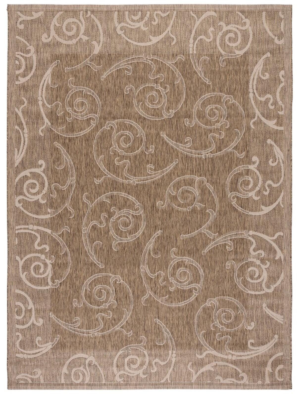 Scrolling Vine Outdoor Carpet Safavieh Com