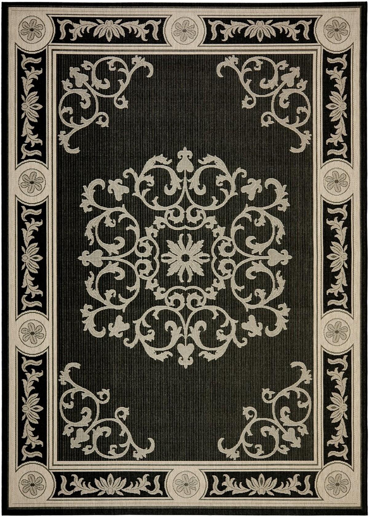 French Aubusson Outdoor Carpet Safavieh