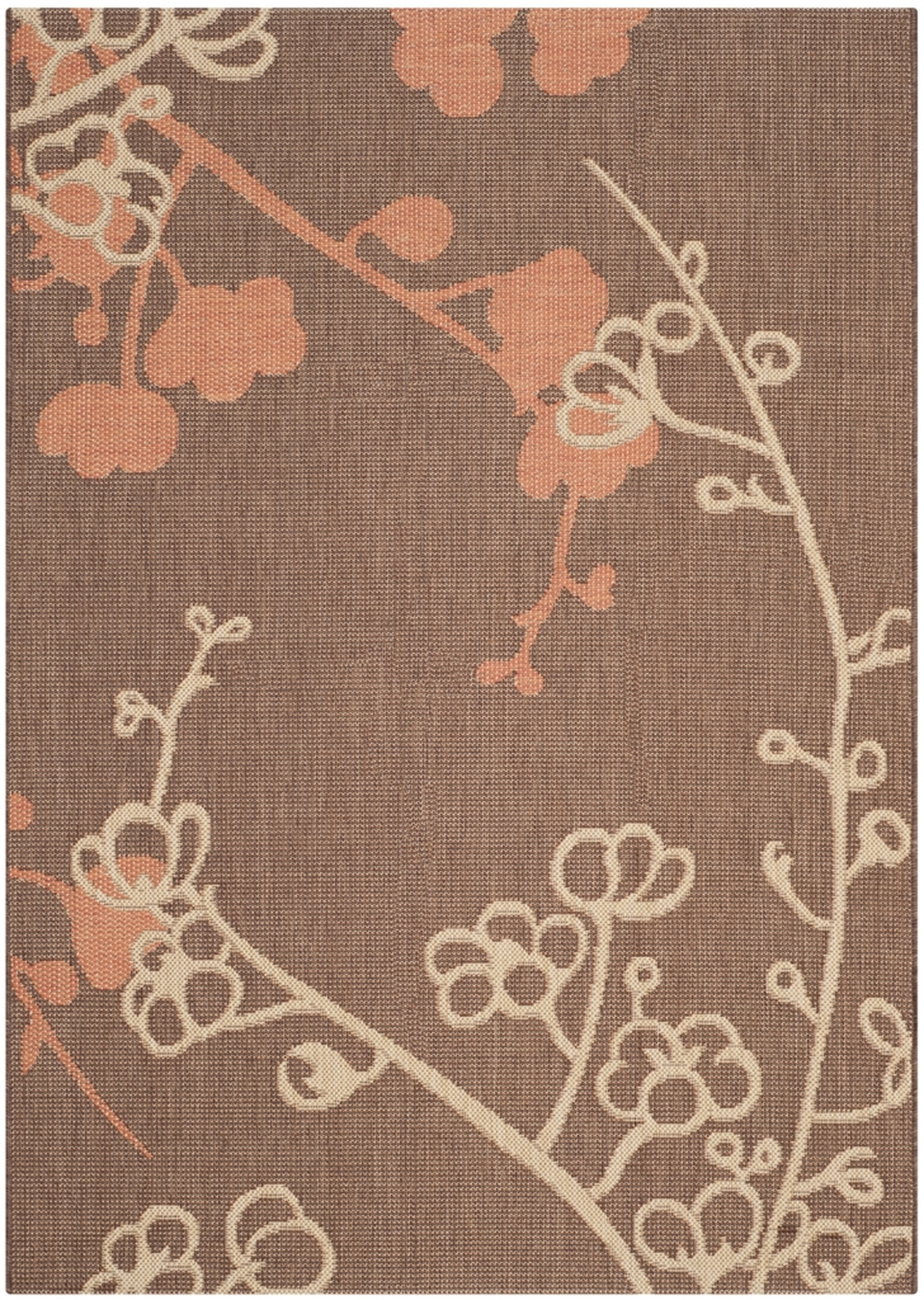 Cherry Blossom Indoor Outdoor Rug