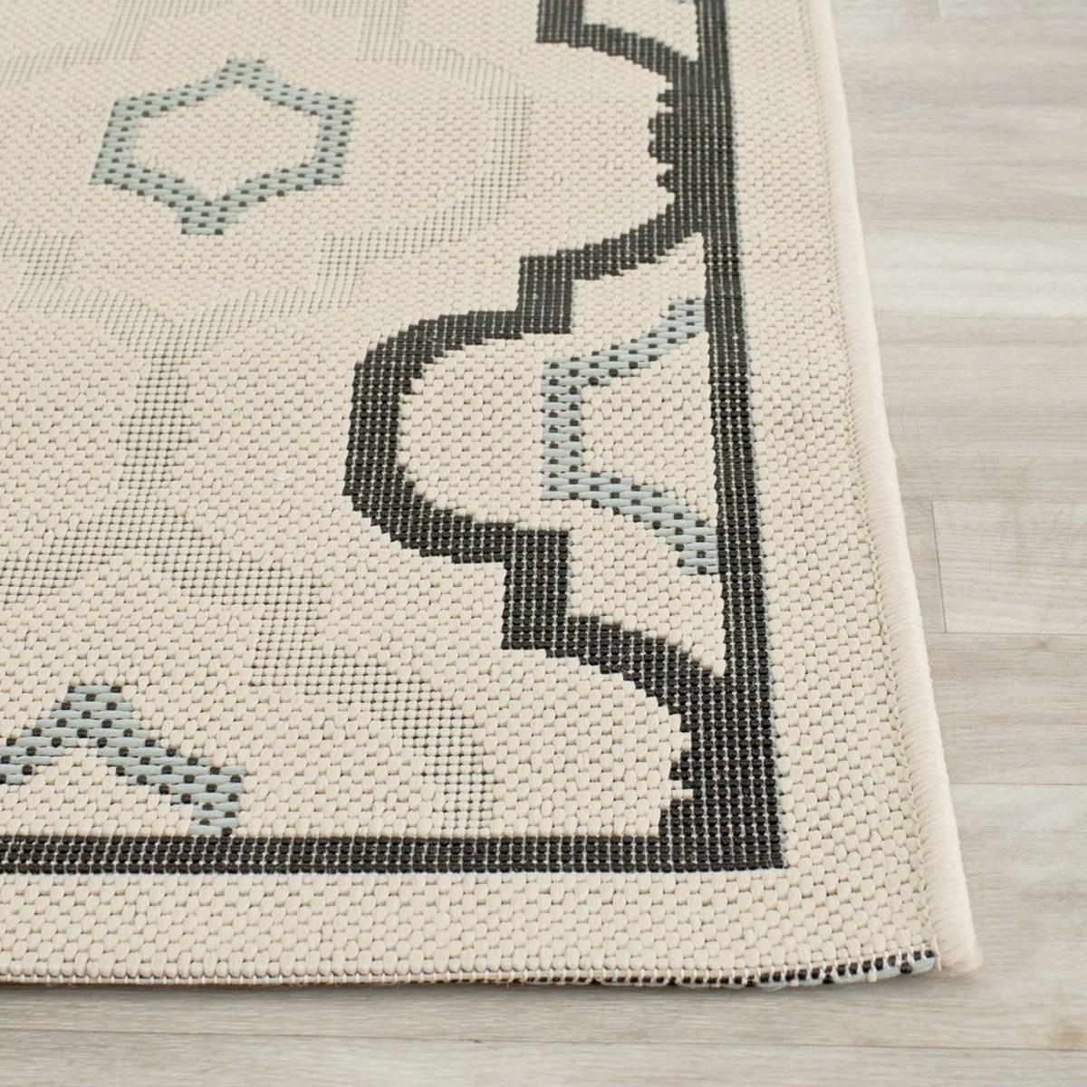 Beige Mosaic Outdoor Floor Covering Safavieh Com