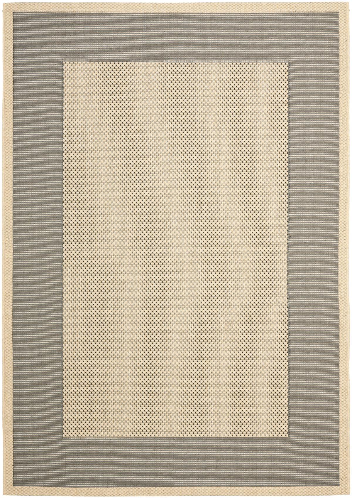 Grey & White Indoor Outdoor Rug - Safavieh.com