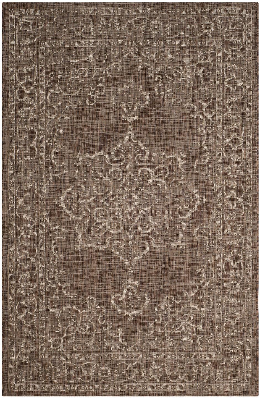 Traditional Indoor-Outdoor Rug | Easy-Clean Rugs - Safavieh