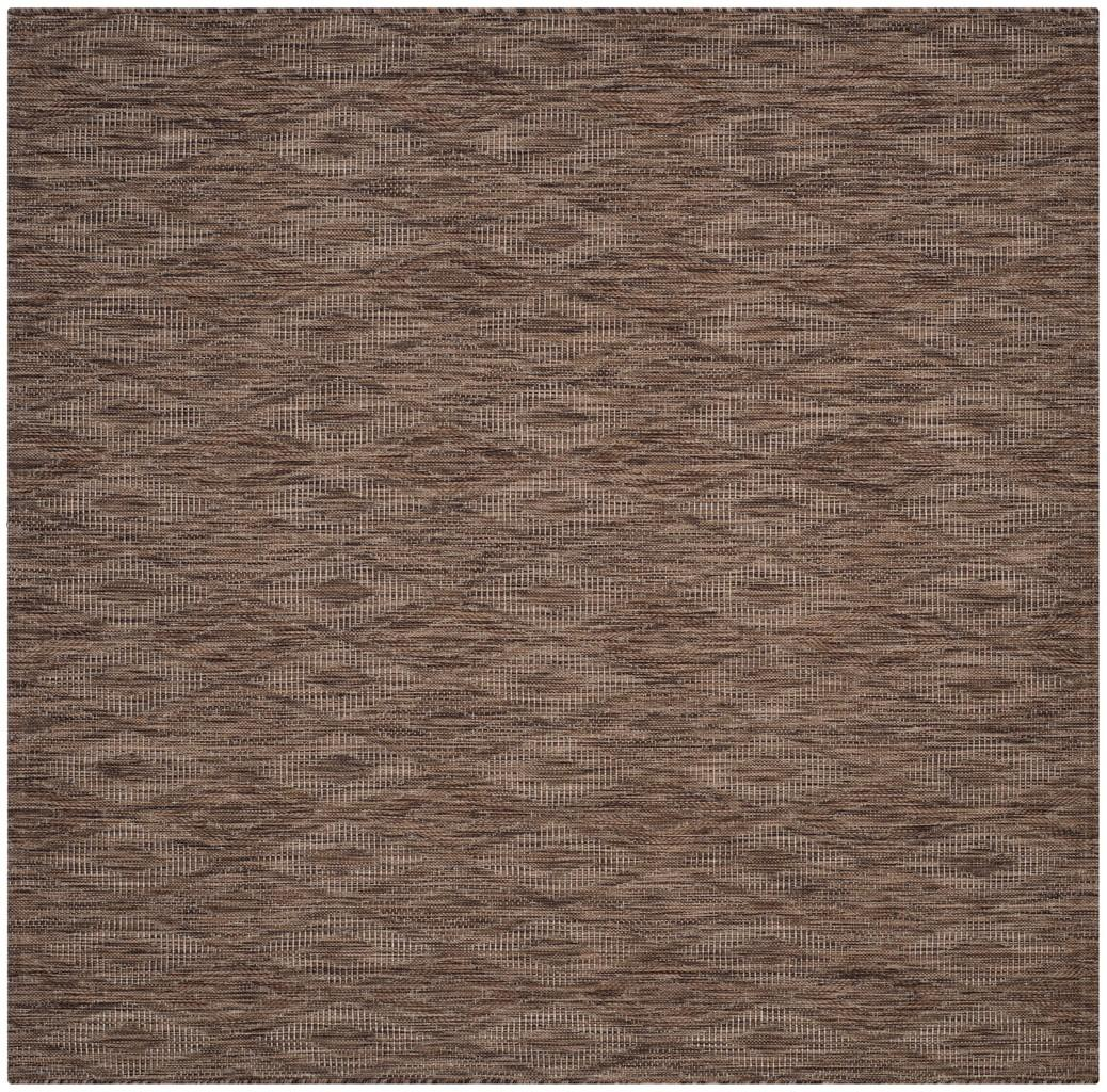 All Weather Brown Area Rug Courtyard Rugs Safavieh Com