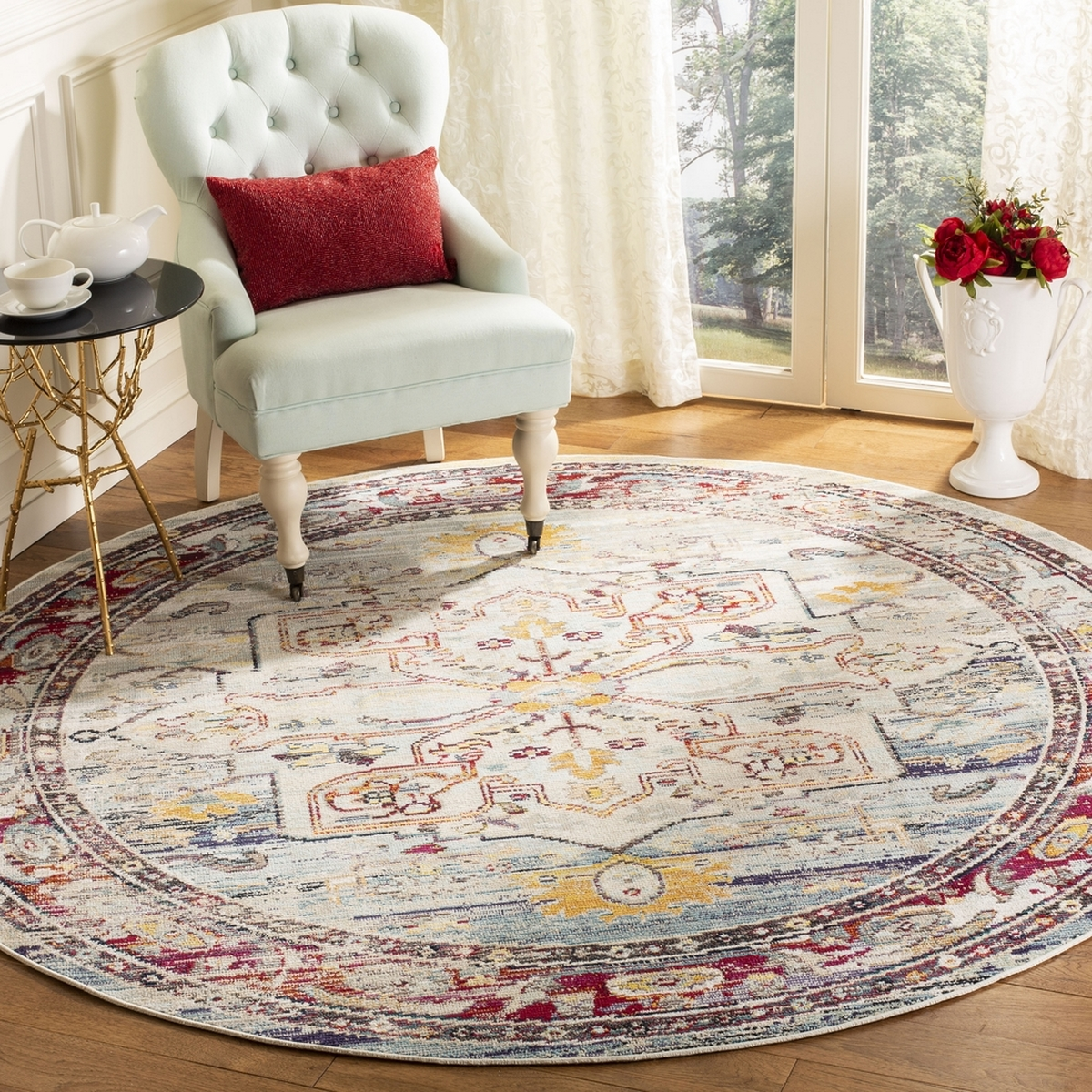 Rug Crs503c Crystal Area Rugs By Safavieh