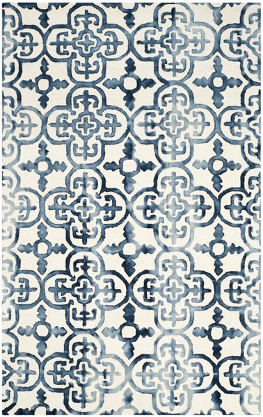 Twice Dyed Rugs Moroccan Tile Tie Dyed Rug Safavieh