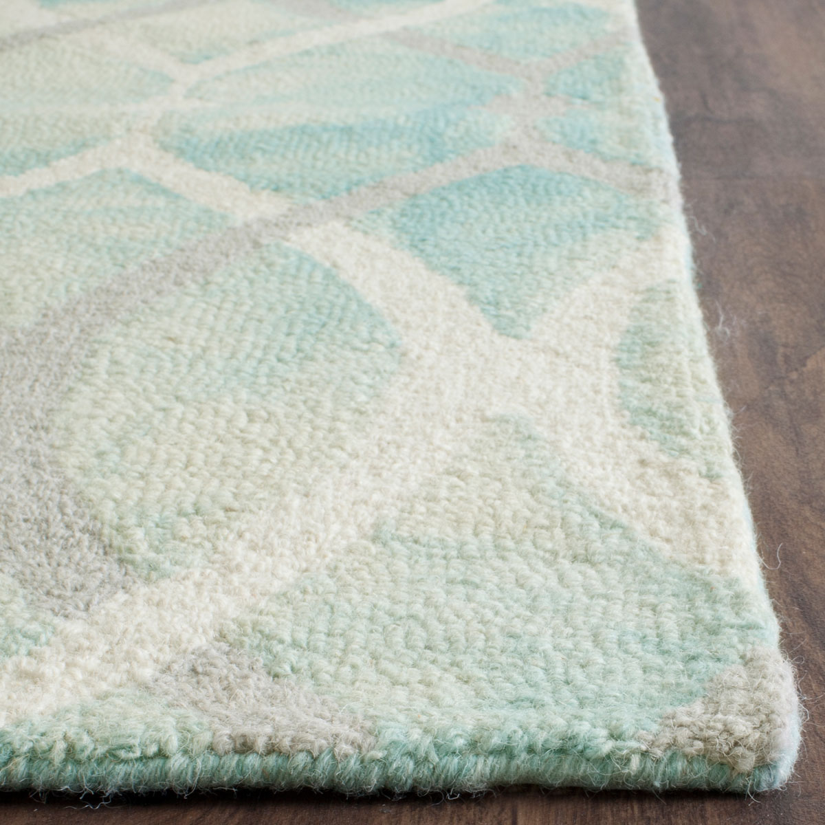 Blue Green Watercolor Area Rug - Safavieh.com