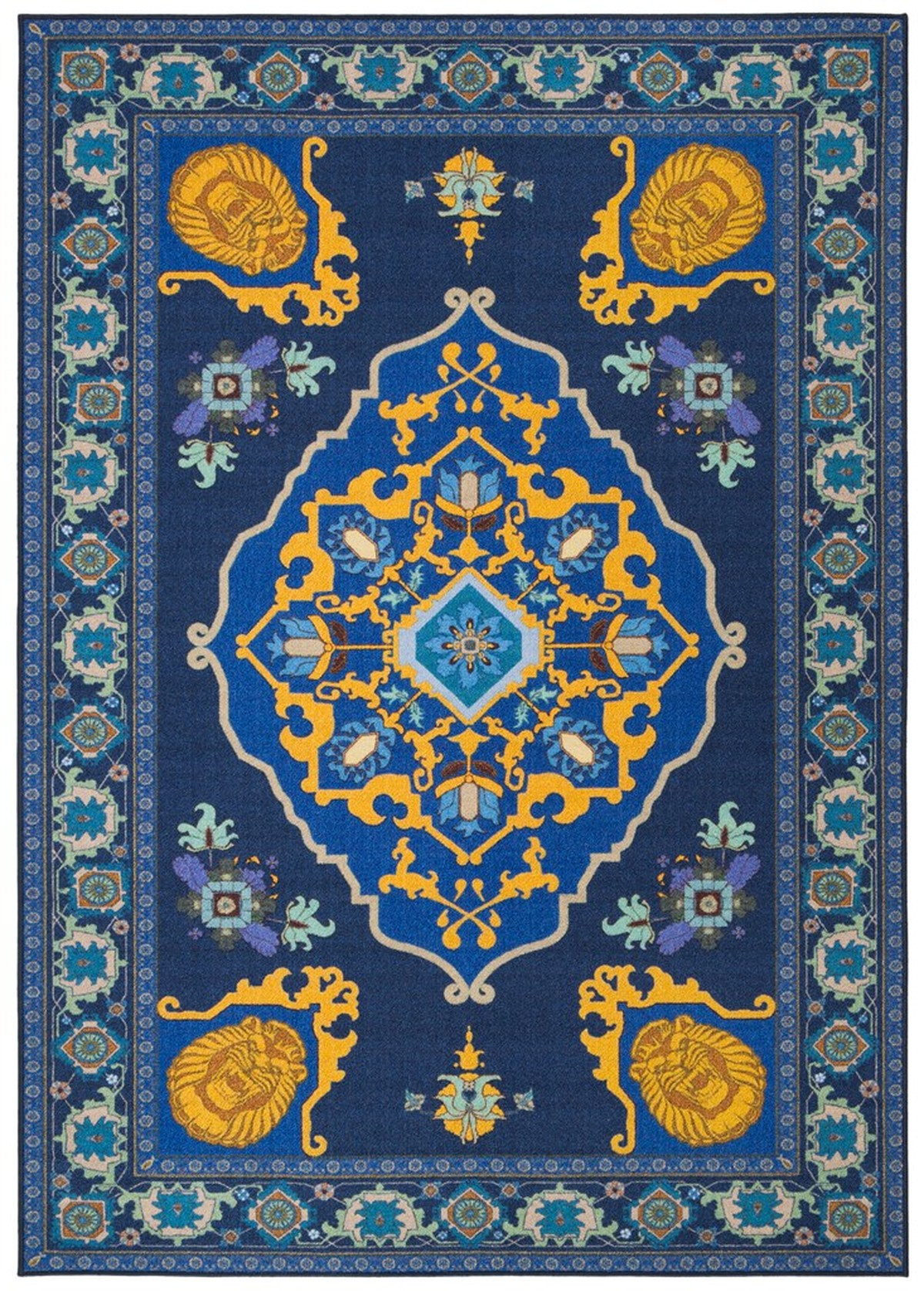 Rug Dsn528n Magic Carpet Disney Aladdin Area Rugs By