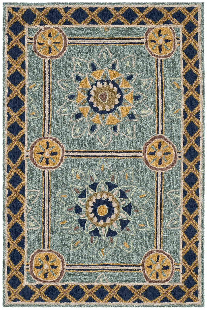 Rug ezc711b easy care area rugs by safavieh for Easy rugs