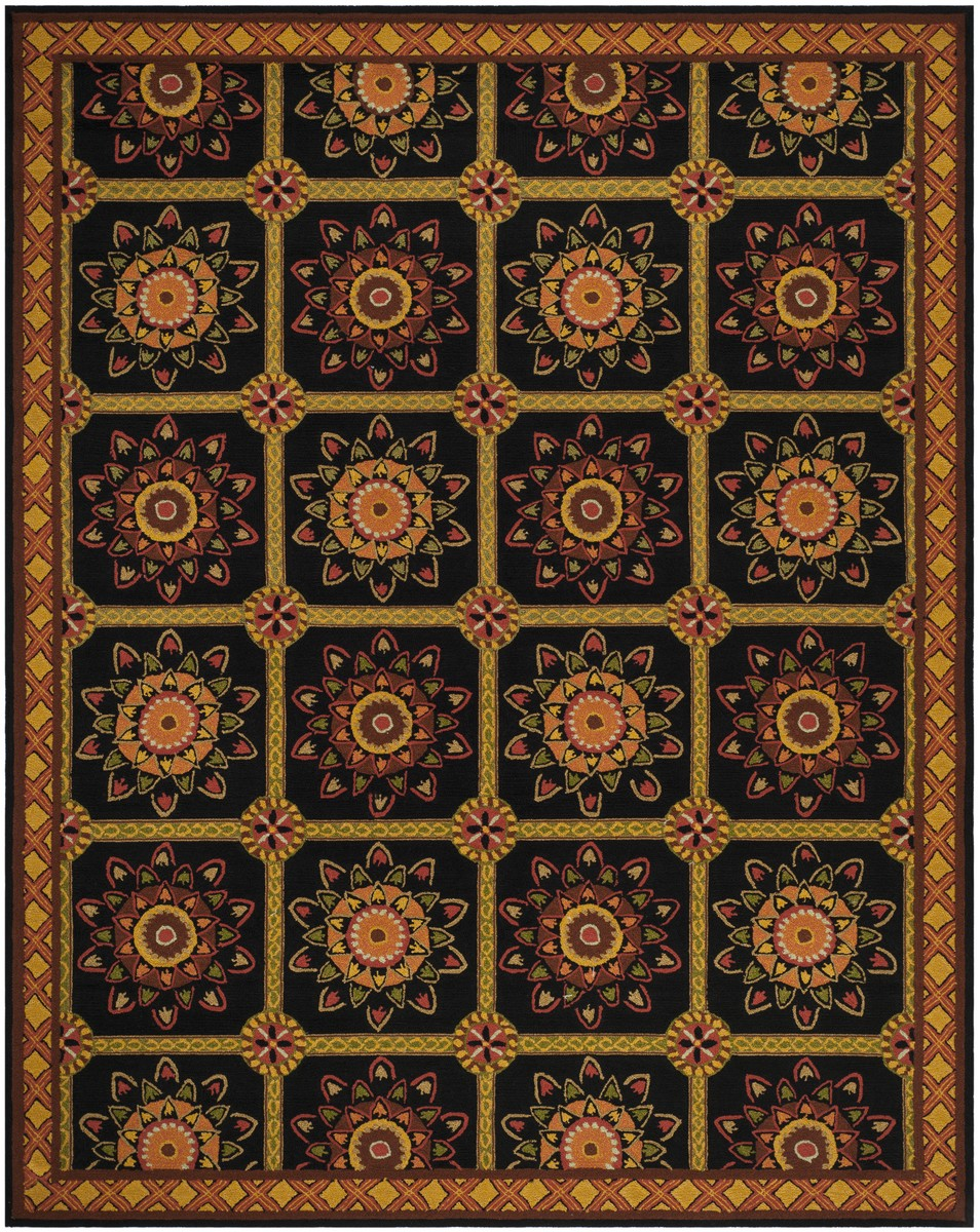 Rug ezc711c easy care area rugs by safavieh for Easy rugs