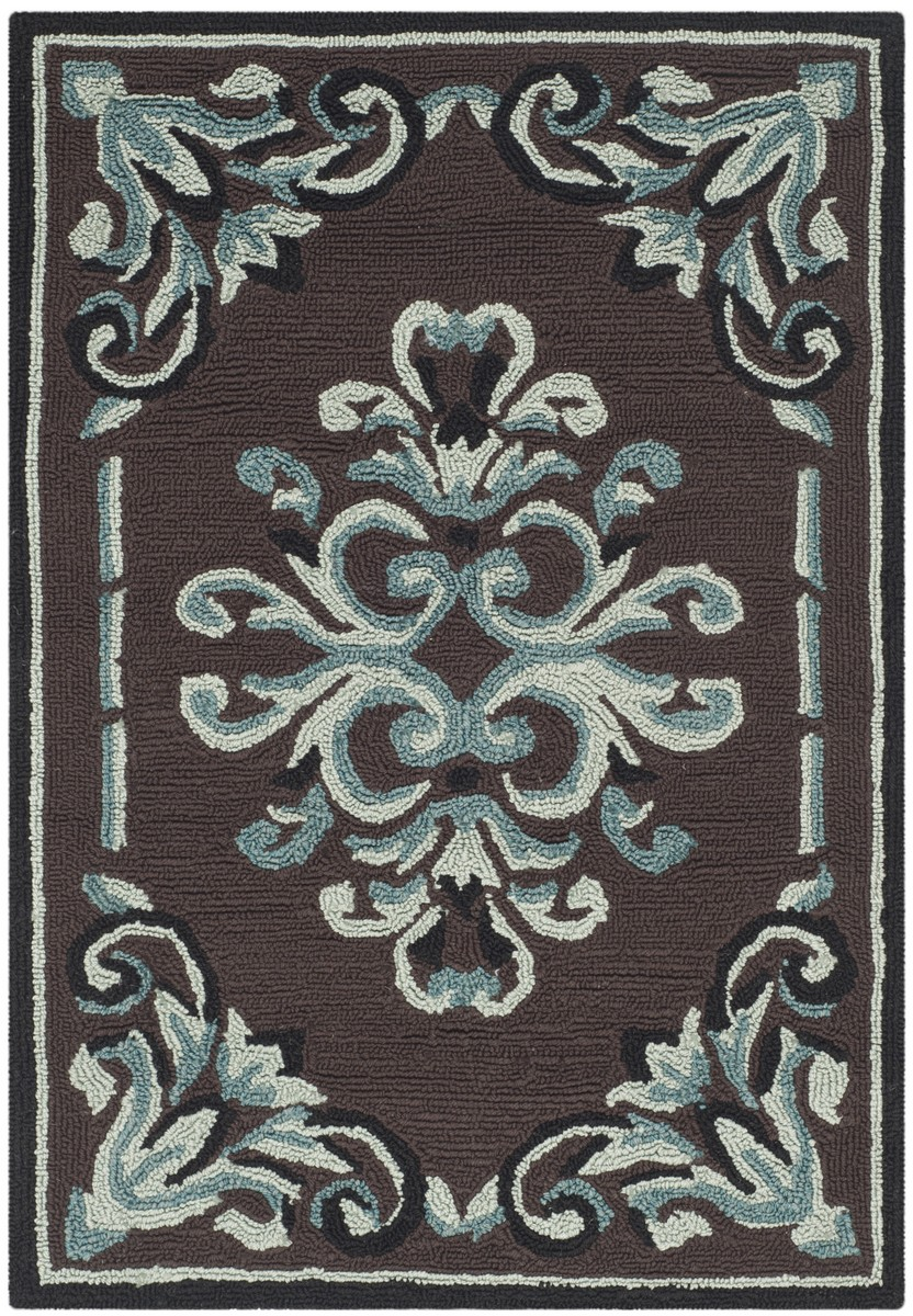 Rug ezc735d easy care area rugs by safavieh for Easy rugs