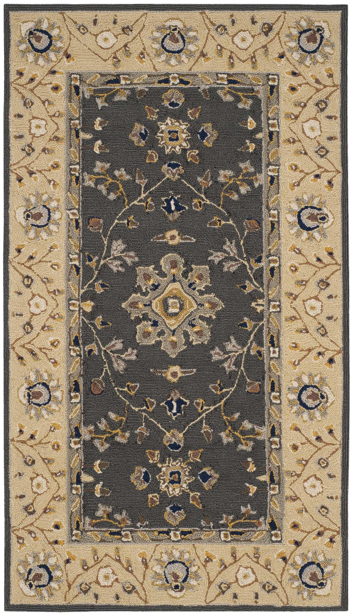 Rug ezc751h easy care area rugs by safavieh for Easy rugs