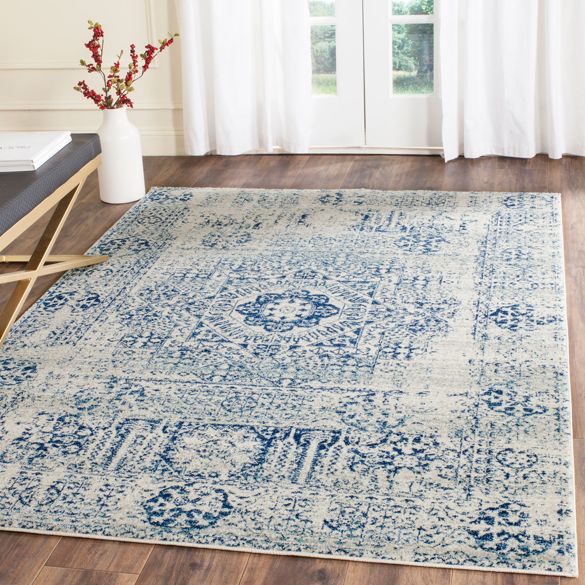 Rug Evk260c Evoke Area Rugs By Safavieh
