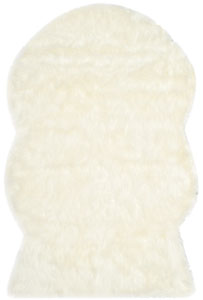 Faux Sheep Skin Rug Collection