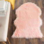 FSS115G - Faux Sheep Skin 2ft X 3ft
