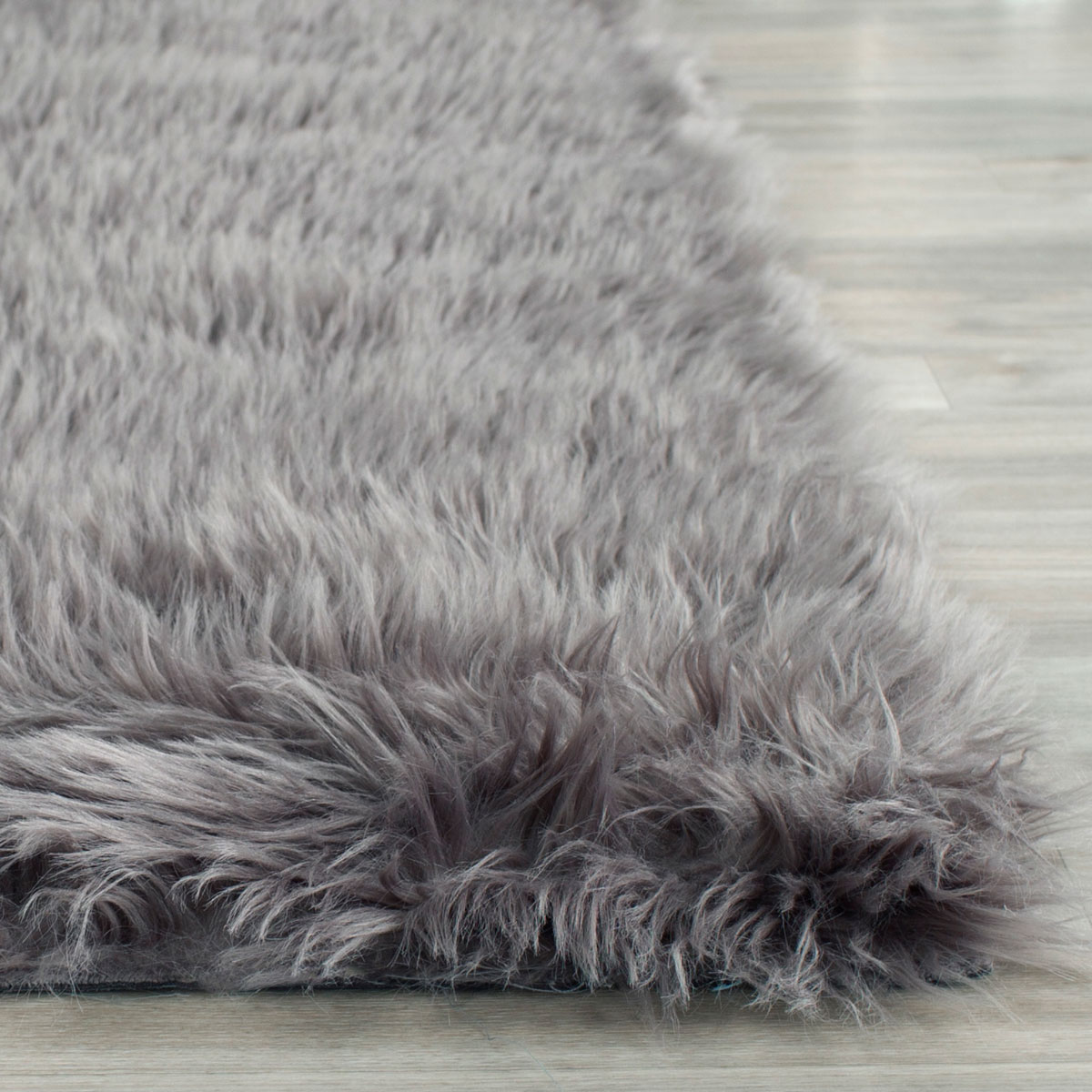 Faux Sheep Skin Area Rugs By Safavieh