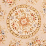 FT225A - French Tapis 6ft X 6ft