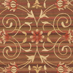 FT234A - French Tapis 4' X 6'