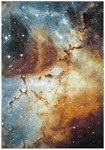 GAL109D - Galaxy 5ft-3in X 7ft-6in