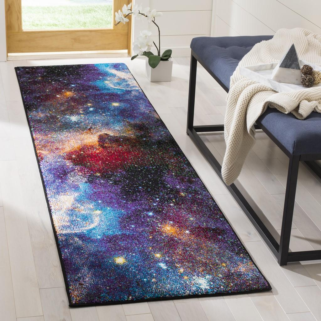 Rug Gal109p Galaxy Area Rugs By Safavieh