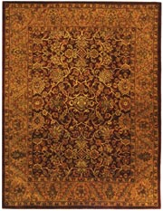 Golden Jaipur Rug Collection