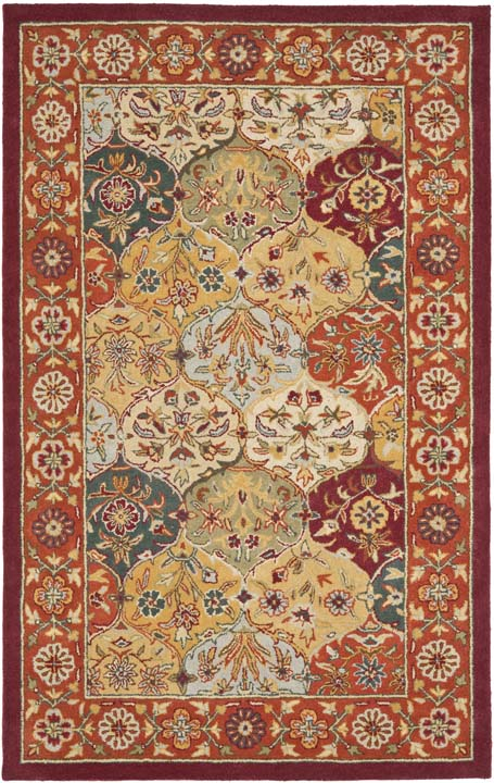 Rug Hg510b Heritage Area Rugs By Safavieh