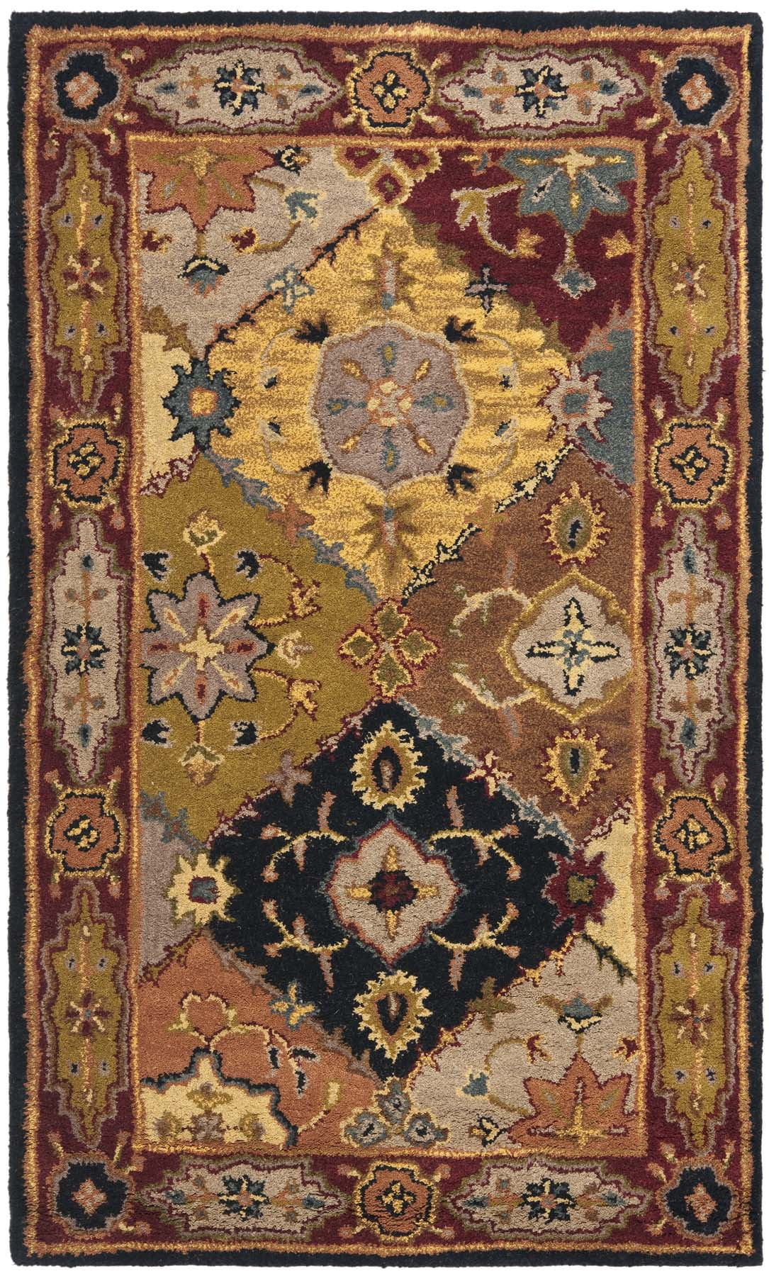 Rug Hg512b Heritage Area Rugs By Safavieh