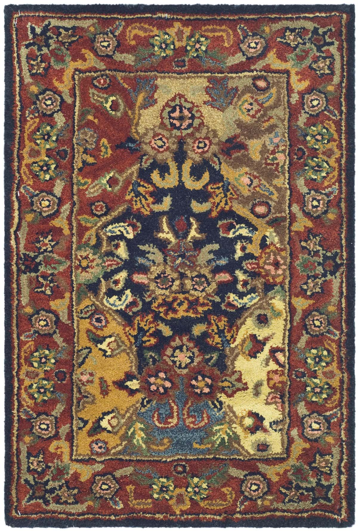 Rug Hg911a Heritage Area Rugs By Safavieh