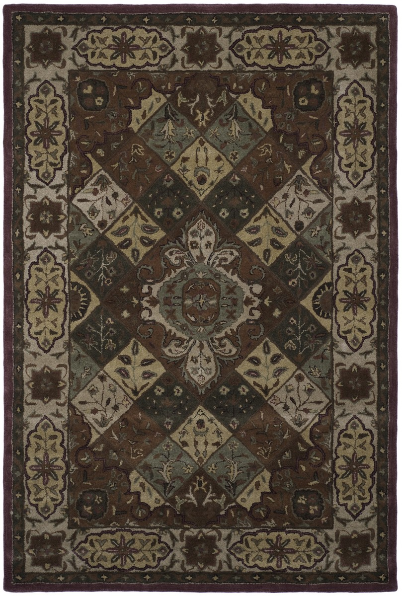 Rug Hg917a Heritage Area Rugs By Safavieh