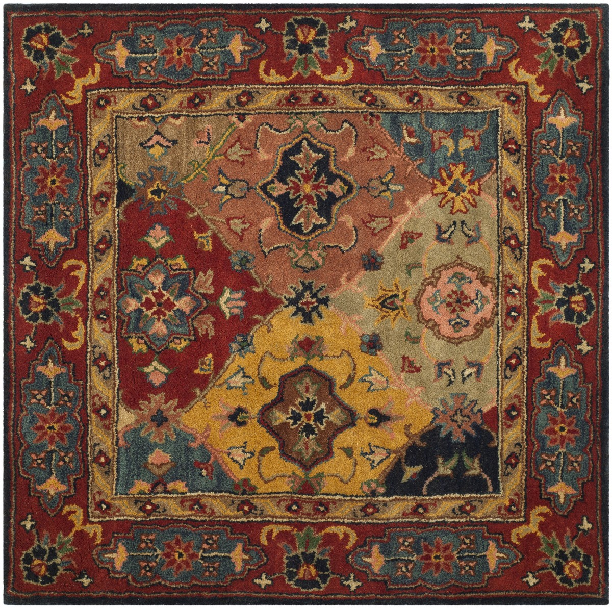 Rug Hg926a Heritage Area Rugs By Safavieh