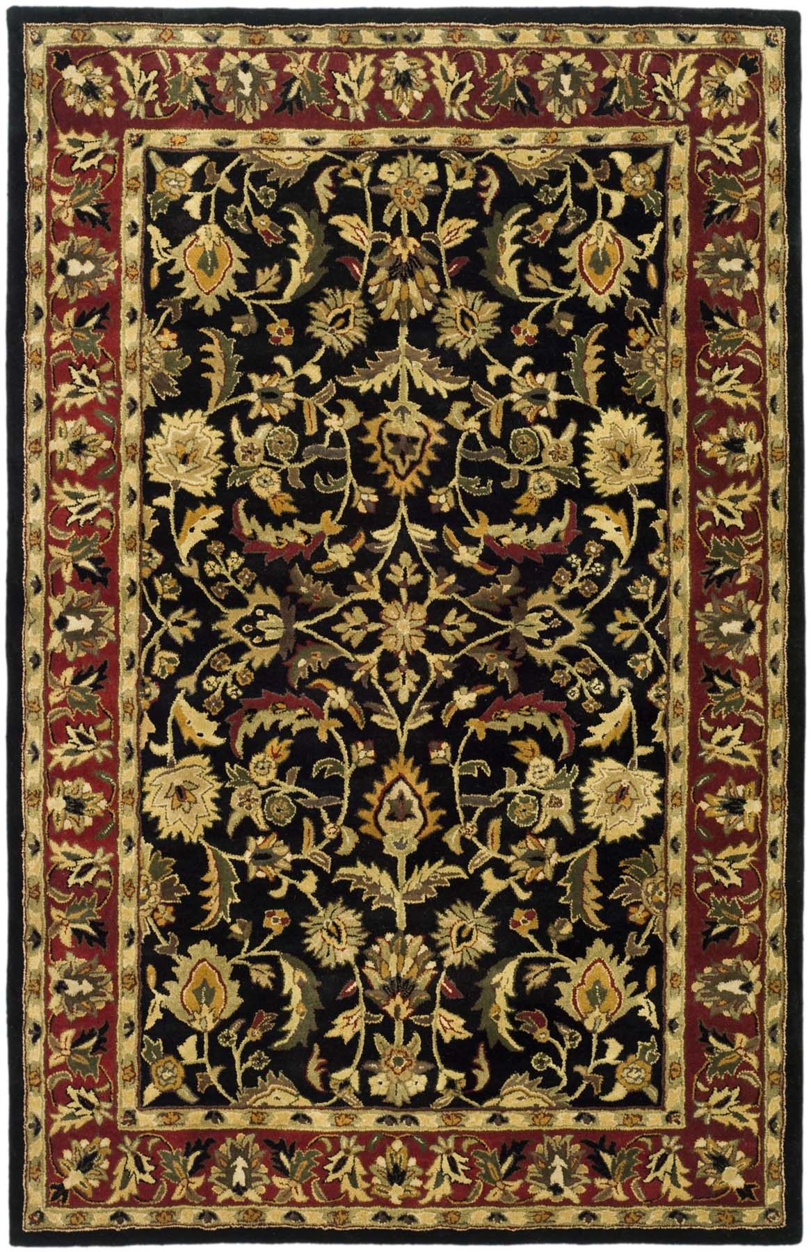 Rug Hg953a Heritage Area Rugs By Safavieh