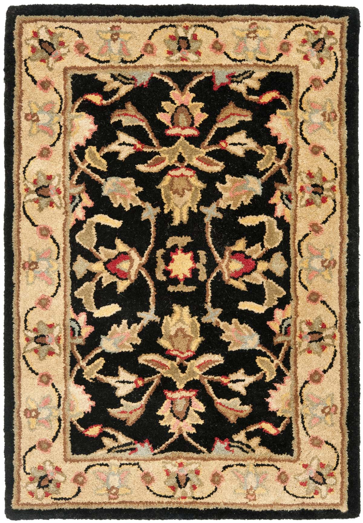 rug hg957a heritage area rugs by safavieh. Black Bedroom Furniture Sets. Home Design Ideas