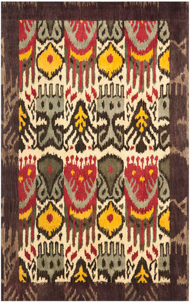 Ikat Rug Collection Tie Dye Area Rugs Safavieh Com