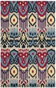 Ikat Rug Collection