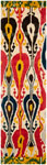 IKT222A - Ikat 2ft-3in X 8ft